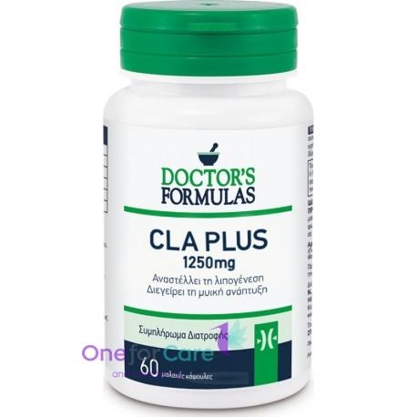 Doctor's Formulas CLA Plus 1250mg 60 Caps...