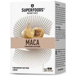 Superfoods Maca Συμπλήρωμα Διατροφής για Αύξηση της...
