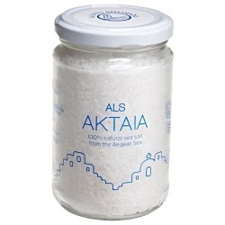 ALS Ακταία Θαλασσινοί Κρύσταλλοι 310gr Αλάτι