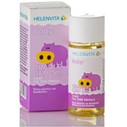 Helenvita Baby Cradle Cap Oil Βρεφικό Λάδι για τη...