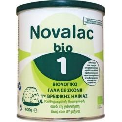 Novalac Bio 1 Βιολογικό Γάλα σε Σκόνη Πρώτης...