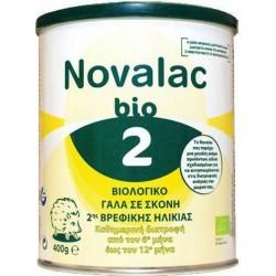 Novalac Bio 2 Βιολογικό Γάλα σε Σκόνη 2ης Βρεφικής...