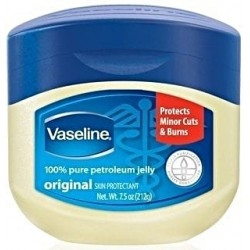Vaseline Petroleum Jelly 100% Καθαρή Βαζελίνη 100ml