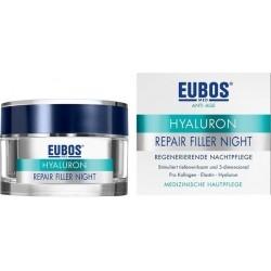 Eubos Hyaluron Repair Filler Night Κρέμα Νύχτας με...