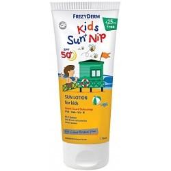 Frezyderm Kids Sun + Nip SPF50+ Παιδικό Αντιηλιακό...