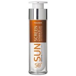 Frezyderm Sun Screen Cream to Powder Vitamin D Like...