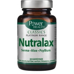 Power Health Classics Platinum Nutralax Συμπλήρωμα...