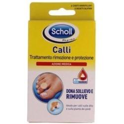 Scholl Calli Επιθέματα Αφαίρεσης Κάλων με Σαλικυλικό...