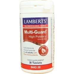 Lamberts Multi-Guard High Potency 30ταμπλέτες