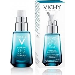 Vichy Mineral 89 Eyes Ενυδατική Κρέμα Ματιών 15ml