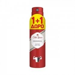Old Spice Original Deodorant Body Spray 2*150ml (1+1...
