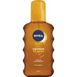 Nivea Sun Deep Tan Oil Spray Λάδι Μαυρίσματος, SPF...
