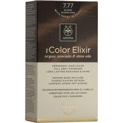 Apivita My Color Elixir Μόνιμη Βαφή Μαλλιών 7.77...