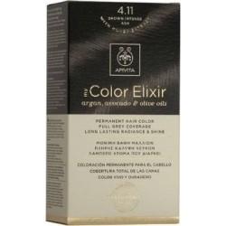 Apivita My Color Elixir Μόνιμη Βαφή Μαλλιών 4.11...