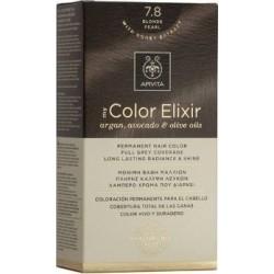 Apivita My Color Elixir Μόνιμη Βαφή Μαλλιών 7.8...