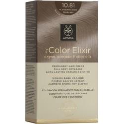 Apivita My Color Elixir Μόνιμη Βαφή Μαλλιών 10.81...