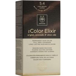 Apivita My Color Elixir Μόνιμη Βαφή Μαλλιών 5.4...