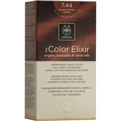 Apivita My Color Elixir Μόνιμη Βαφή Μαλλιών 7.44...