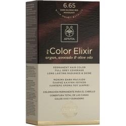 Apivita My Color Elixir Μόνιμη Βαφή Μαλλιών 6.65...