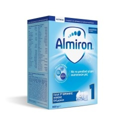 Nutricia Almiron 1 Γάλα Πρώτης Βρεφικής Ηλικίας 0-6...
