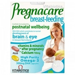 Vitabiotics Pregnacare Breast-Feeding 56tabs+28 caps
