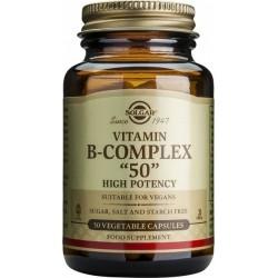 """Solgar B-Complex """"50"""" Συμπλήρωμα Διατροφής..."""