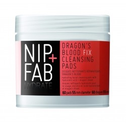 Nip+Fab Dragon's Blood Fix Cleansing Pads...