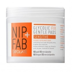 Nip+Fab Glycolic Fix Gentle Pads Sensitive...