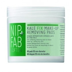 Nip+Fab Kale Fix Make Up Removing Pads Δίσκοι...