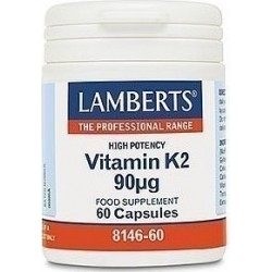 Lamberts Vitamin K2 90mg 60caps