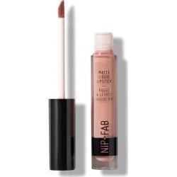 Nip+Fab Matte Liquid Lipstick 10 Tart Υγρό Ματ...