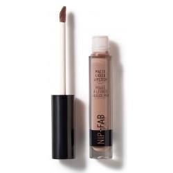 Nip+Fab Matte Liquid Lipstick Cool Nude 15 Υγρό Ματ...