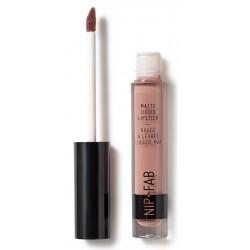 Nip+Fab Matte Liquid Lipstick Toffee 20 Υγρό Ματ...