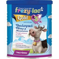 Frezylac Gold 3 Βιολογικό Αγελαδινό Γάλα 400g