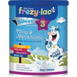 Frezylac Silver 3 Αγνό Αγελαδινό Γάλα από τον 12ο...