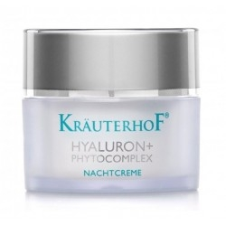 Krauterhof Hyaluron+ Phytocomplex Night - Πλούσια...