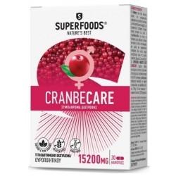 Superfoods CranbeCare 15.200mg Για Το Ουροποιητικό...