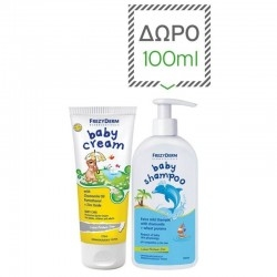 Frezyderm Promo Baby Cream 175ml + ΔΩΡΟ Baby Shampoo...