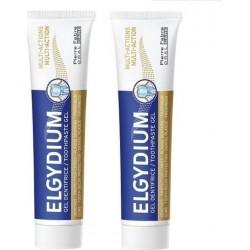 Elgydium Multi-Action Οδοντόκρεμα 2x75ml -50% στο 2ο...