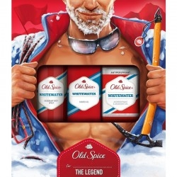 Old Spice  Πακέτο for The Legend με 3 Προϊόντα