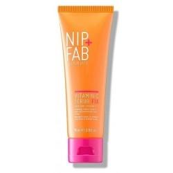 Nip+Fab Vitamin C Scrub Fix Scrub με Βιταμίνη C 75ml