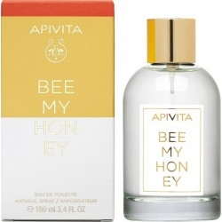 Apivita Bee My Honey Eau De Toilette Unisex Άρωμα με...
