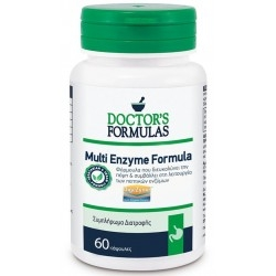 Doctor's Formula Multi Enzyme Formula Φόρμουλα...