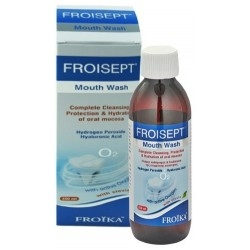 Froika Froisept Mouthwash Στοματικό Διάλυμα με...
