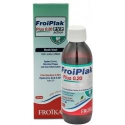 Froika FroiPlak 0.20 PVP Action Στοματικό Διάλυμα...