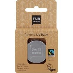 Fair Squared Lip Balm Almond Sun Βάλσαμο για τα...