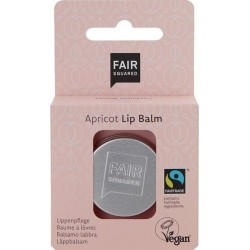 Fair Squared Lip Balm Apricot Sensitive Βάλσαμο για...