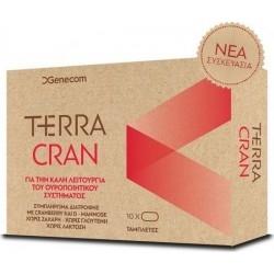 Genecom Terra Cran Συμπλήρωμα Διατροφής με Cranberry...