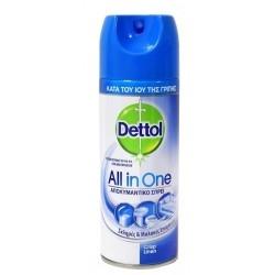 Dettol Spray Crisp Linen All In One Απολυμαντικό...