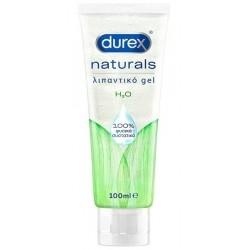 Durex Naturals H2O Ενυδατικό Λιπαντικό Gel με 100%...